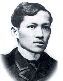 Picture of the Philippine Hero Jose Rizal